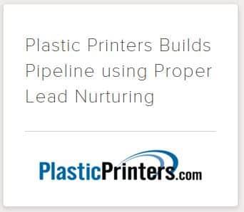 Plastics Printers